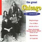 Great: Chicago In Concert