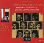 Great Mozart Singers, Vol. 5: Concert Arias 1972 - 83