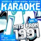 Karaoke Hits From 1991, Vol. 10