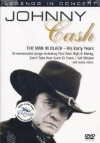 Man In Black-His Early Years
