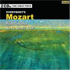 Everybody's Mozart: Piano Concertos Nos. 17, 20, 22 & 24