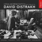Lydia Mordkovitch Pays Tribute to David Oistrakh