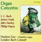 Organ Concertos / Stephen Farr, London Bach Consort