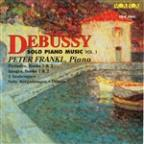 Debussy: Solo Piano Music, Vol. 1