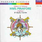 Gilbert & Sullivan: HMS Pinafore Highlights