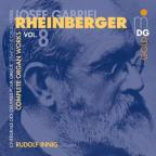 Rheinberger: Complete Organ Works Vol. 8
