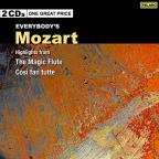 Everybody's Mozart: Highlights from The Magic Flute; Cosi fan Tutte