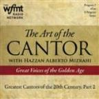 Art Of The Cantor Part 2