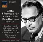 Otto Klemperer Conducts Beethoven, Vol. 4 (1970)