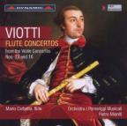 Viotti: Flute Concertos from the Violin Concertos Nos. 23 & 16