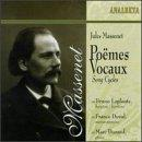 Massenet: Song Cycles / Laplante, Duval, Durand