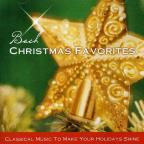 Bach - Christmas Favorites
