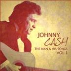 Johnny Cash - The Man & His Songs Vol. 1