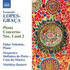 Lopes-Graca: Piano Concertos Nos. 1 & 2