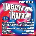 Party Tyme Karaoke: Pop Male