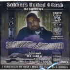 Soldiers United 4 Cash: The Soundtrack