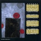 George Tsontakis: Quartets No.3 And No.4