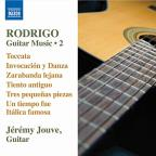 Rodrigo: Guitar Music, Vol. 2