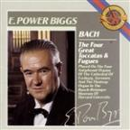 Bach: The Four Great Toccatas & Fugues
