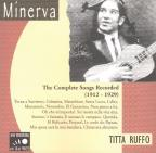 Titta Ruffo - The Complete Songs Recorded