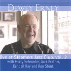 'Live At Steamers Jazz Club, Volume 2