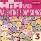 Rhino Hi-Five: Valentine's Day Songs 3