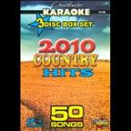 Chartbuster Karaoke: 2010 Country Hits