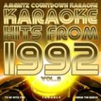 Karaoke Hits From 1999, Vol. 9