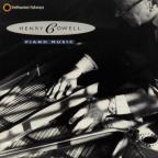 Henry Cowell: Piano Music