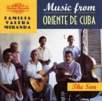 Music from Oriente de Cuba: The Son