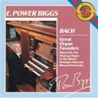 Bach: Great Organ Favorites