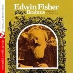 Edwin Fischer Plays Brahms Sonata 3 in F Minor