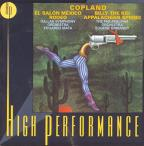 Copland: Appalachian Spring, Billy the Kid Suite, etc.