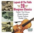 Legends of the Fiddle: 20 Bluegrass Favorites