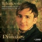 Tchaikovsky: The Seasons; Grand Sonata