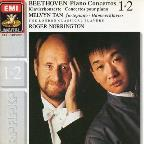 Beethoven: Piano Concerto nos 1 & 2 / Tan, Norrington