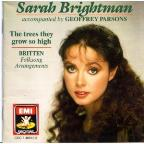 Trees They Grow So High / Brightman, Parsons