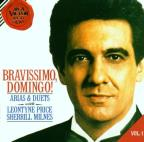 Bravissimo Domingo! Vol 1 - Arias & Duets / Price, Milnes