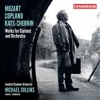 Mozart, Copland, Kats-Chernin: Works for Clarinet and Orchestra