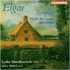 Elgar: Sospiri