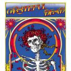 Grateful Dead (Skull &amp; Roses)