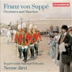 Franz von Suppe: Overtures; Marches
