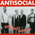 Best Of Anti-Social: Battle Scarred Skinheads
