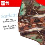 Domenico Scarlatti: Sonatas for 2 Harpsichords
