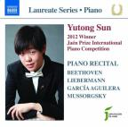 2012 Winner, Jaen Prize International Piano Competition