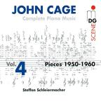 John Cage: Complete Piano Music, Vol. 4 (Pieces 1950 - 1960)