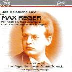 Max Reger And The Sacred Song