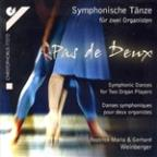 Brahms, J.: 21 Hungarian Dances / Saint-Saens, C.: Danse Macabre / Ravel, M.: Bolero / Tchaikovsky, P.: The Nutcracker Suite (Arr. For Organ 4 Hands)