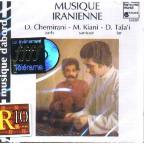 Musique Iranienne: Iranian Music For Zarb & Santur