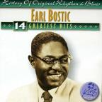 Earl Bostic Story: 14 Greatest Hits